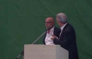 Il futuro della nuova impresa. Nella foto Lorenzo Giuliani e Piero Muscari durante il convegno