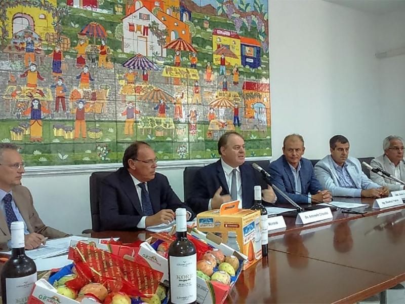 Eccellenze agroalimentari siciliane in vetrina