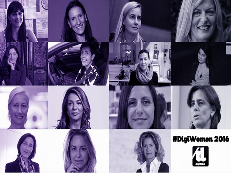 Digiwomen - le quindici eccellenze femminili
