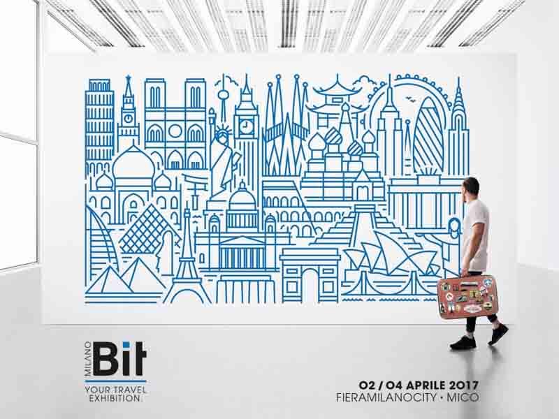 Bit 2017, dal 2 al 4 aprile