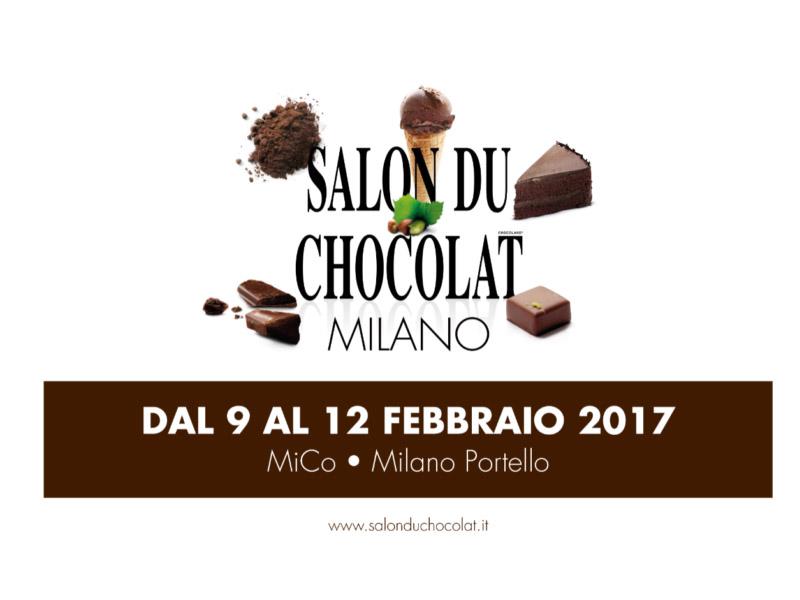 Salon du Chocolat: dal 9 al 12 Febbraio 2017