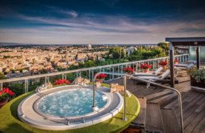 Il Rome Cavalieri, A Waldorf Astoria Resort da oggi è Green Key