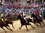 Palio di Siena, storiche tradizioni italiane