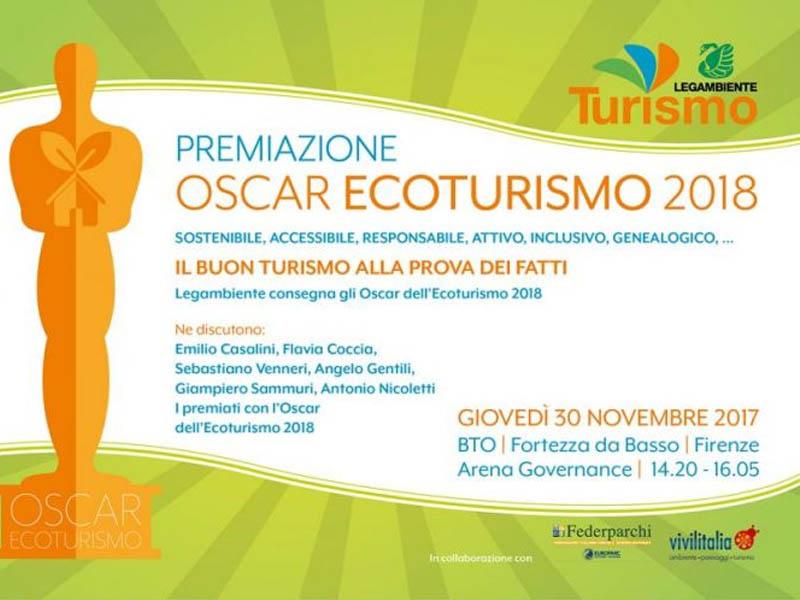 Legambiente premia 15 eccellenze italiane conEcoturismo 2018