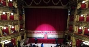 Al teatro Carignano celebrate le eccellenze dello sport torinese