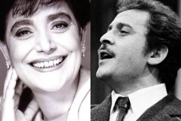Mia MarttinieDomenico Modugno: francobolli dedicati a eccellenze italiane