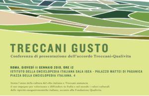 Treccani Gusto, nasce il progetto per promuovere cultura cibo italiano  Eccellenzeitaliane.tv