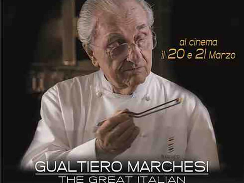 Quattro eccellenze made in italy insieme per celebrare Gualtiero Marchesi