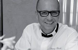 """Heinz Beck, chef di """"La Pergola"""" del Rome Cavalieri di Roma"""