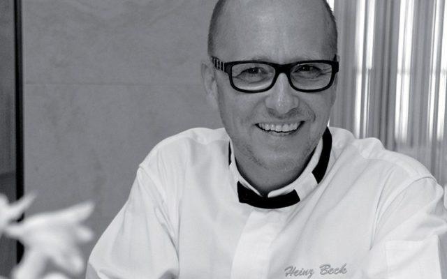 Heinz Beck, chef di