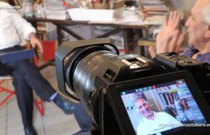 Eccellenze Italiane e Canon sul set di Pino Pinelli| Eccellenzeitaliane.tv