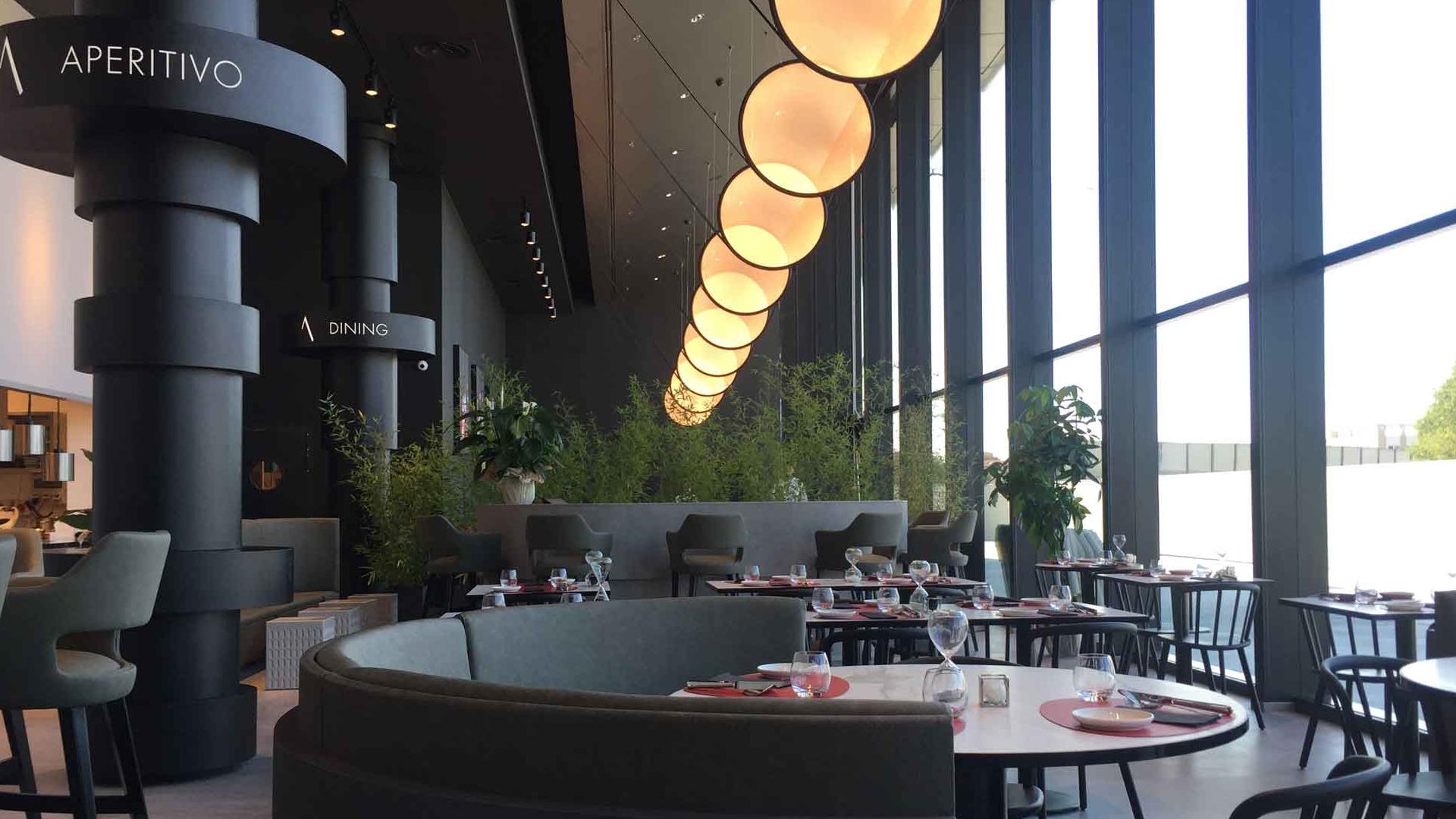 Al Citylife Shopping District, arriva il tre stelle Michelin,Heinz BeckdellaPergoladi Roma che inaugura il progetto il 19 settembre 2018.