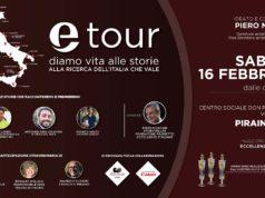 Etour Gliaca di piraino -l'ottava tappa il 16 Febbraio 2019