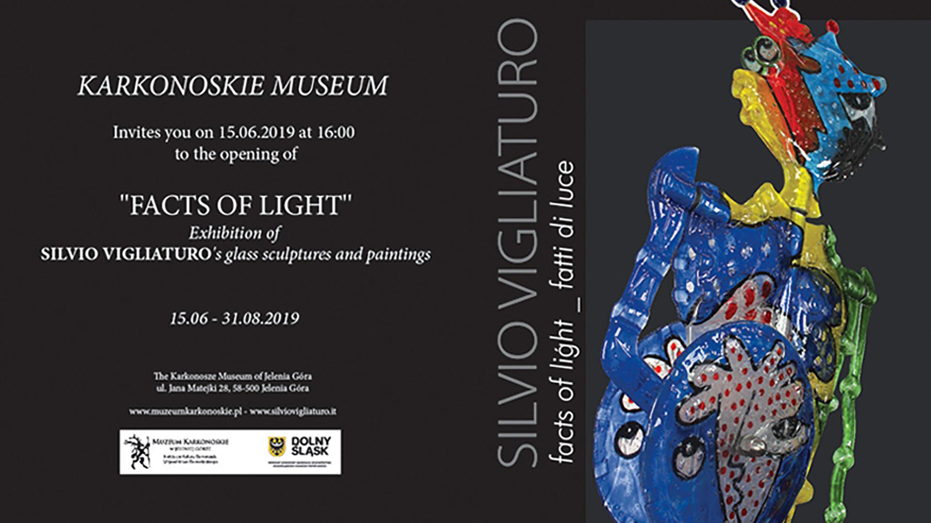 Silvio Vigliaturo in mostra in Polonia con