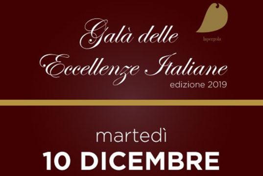 Galà delle Eccellenze Italiane: il 10 Dicembre la IV edizione
