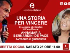 Annamaria Bernardini De Pace una storia per vincere. Viaggio alla fine degli amori