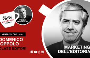 Un caffè eccellente con…Domenico Ioppolo. Marketing dell'editoria…