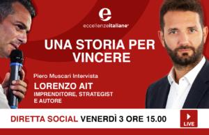 Lorenzo Ait - una storia per vincere - live 3 aprile