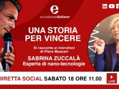 Sabrina Zuccalà: una storia per vincere. Le nanotecnologie…un futuro da giganti