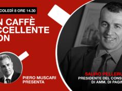 Un caffè eccellente con…. Sauro Pellerucci