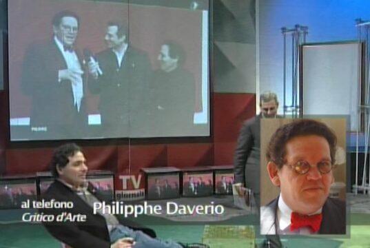Philippe Daverio muore a soli 71 anni. Il ricordo di Piero Muscari