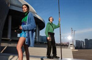 A Future Together di WIm Wenders - Campagna di Ferragamo